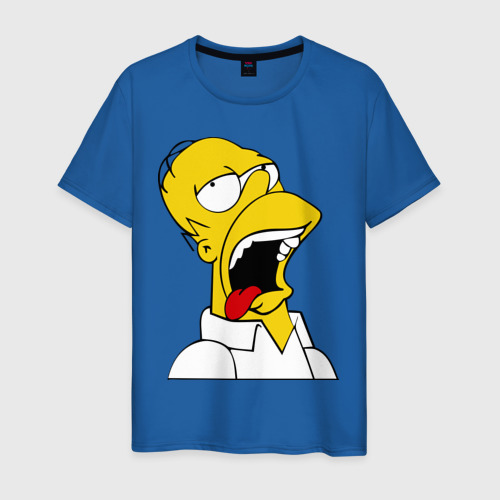 Мужская футболка Gomer Simpson (2)