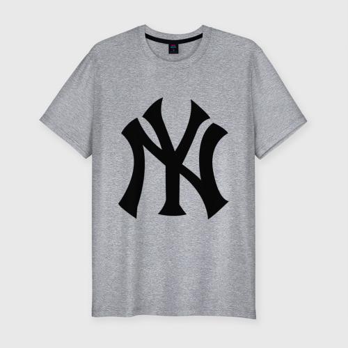 Мужская футболка премиум New York Yankees