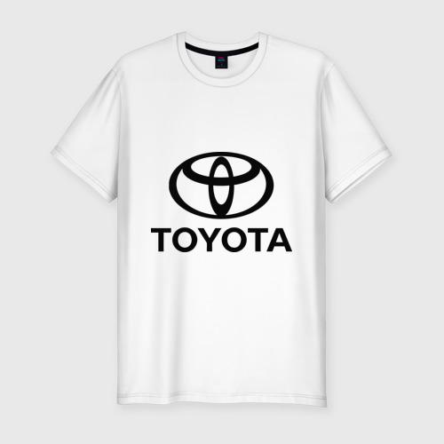 Мужская футболка премиум Toyota Logo