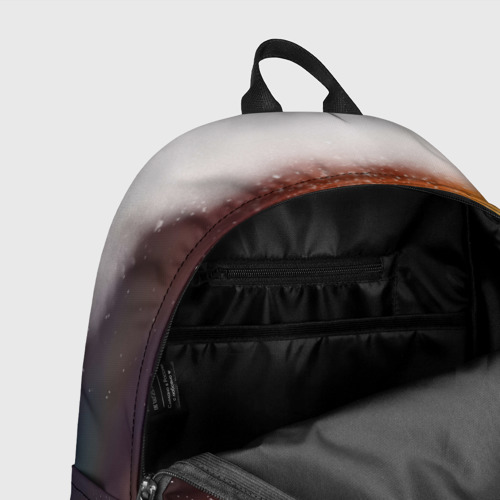 Рюкзак 3D с принтом МЕТРО, фото #7