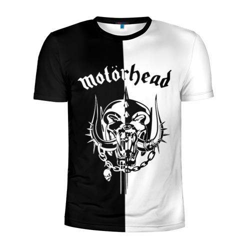 Мужская футболка 3D спортивная Motorhead