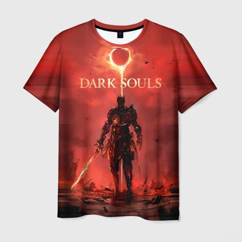 Мужская 3D футболка Dark Souls