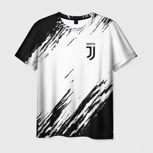 Мужская 3D футболка JUVENTUS / ЮВЕНТУС