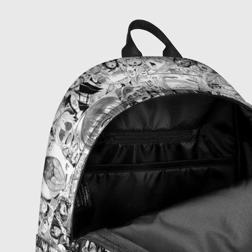Рюкзак 3D с принтом АХЕГАО ЛИЦА | AHEGAO FACES, фото #7