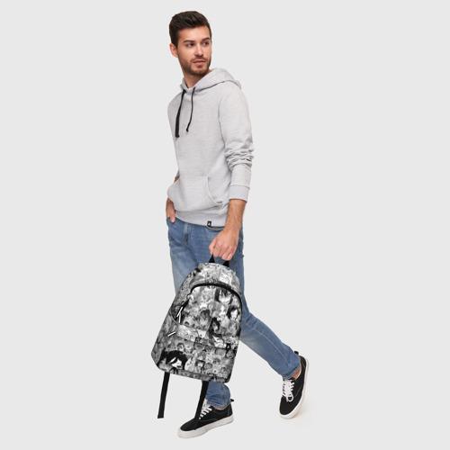 Рюкзак 3D с принтом АХЕГАО ЛИЦА | AHEGAO FACES, фото #5