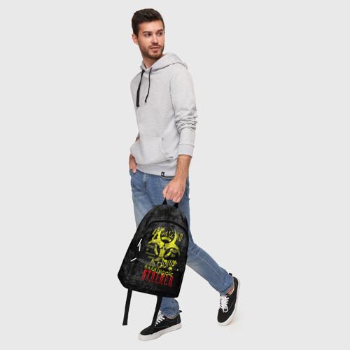Рюкзак 3D с принтом STALKER, фото #5