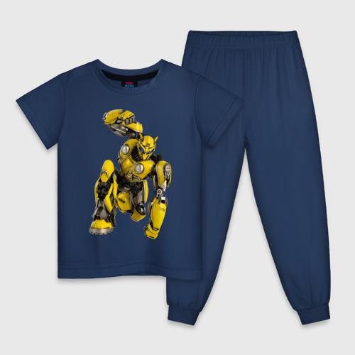 Детская пижама Bumblebee -2-