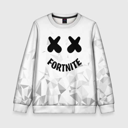 Детский 3D свитшот FORTNITE x MARSHMELLO