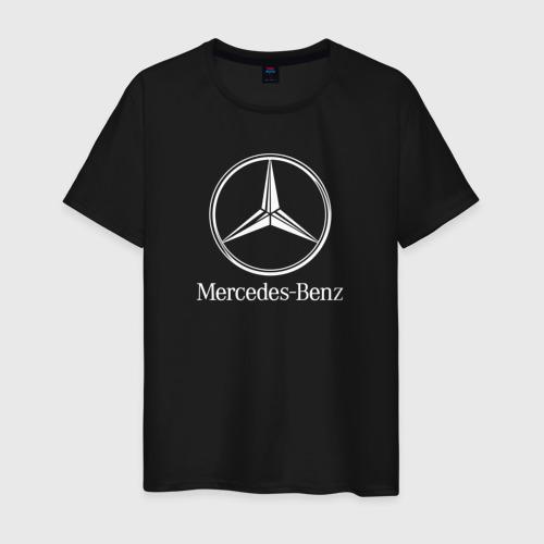 Мужская футболка MERCEDES-BENZ AMG | МЕРСЕДЕС
