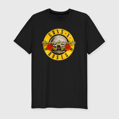 Мужская футболка премиум Guns N' Roses