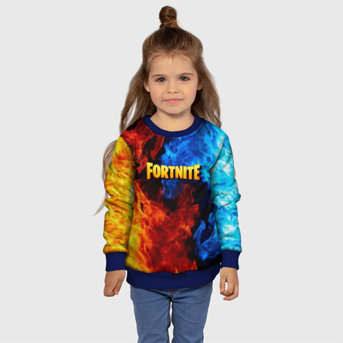 Детский 3D свитшот с принтом FORTNITE, фото #4