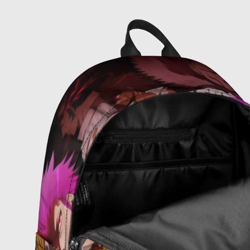 Рюкзак 3D с принтом Danganronpa perso, фото #7