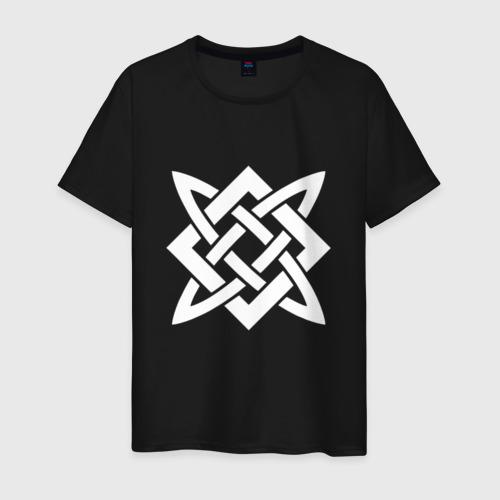 Мужская футболка Квадрат Сварога