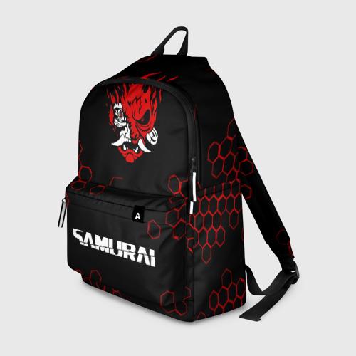 Рюкзак 3D CYBERPUNK 2077 SAMURAI РЮКЗАК
