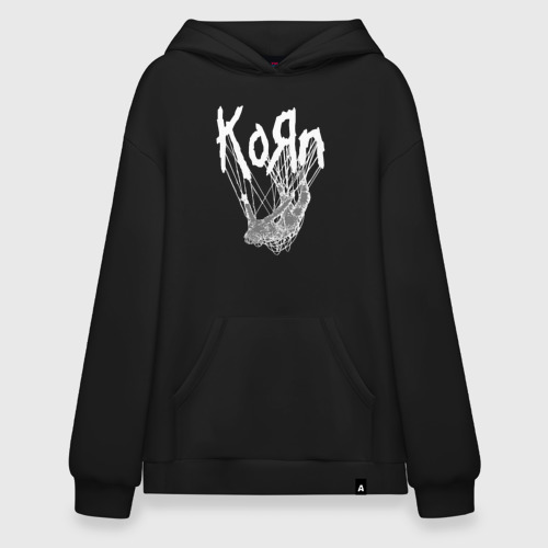 Худи SuperOversize Korn: The Nothing