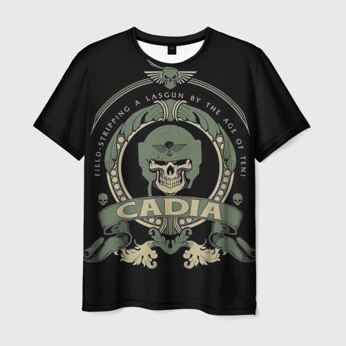 Мужская 3D футболка WARHAMMER | ВАРХАММЕР