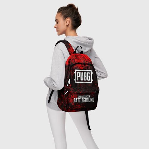 Рюкзак 3D с принтом РЮКЗАК PUBG, фото #4