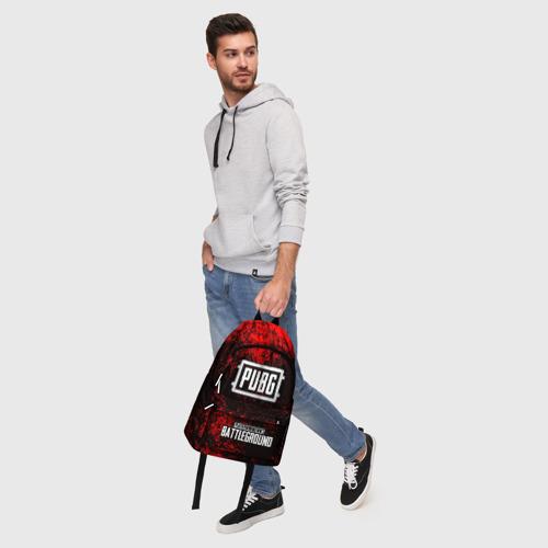 Рюкзак 3D с принтом РЮКЗАК PUBG, фото #5