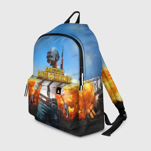 Рюкзак 3D PUBG