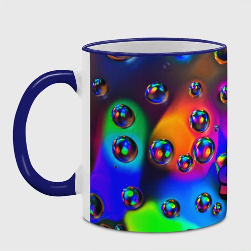 Кружка с полной запечаткой с принтом Brawl Stars LEON bubble, фото #4