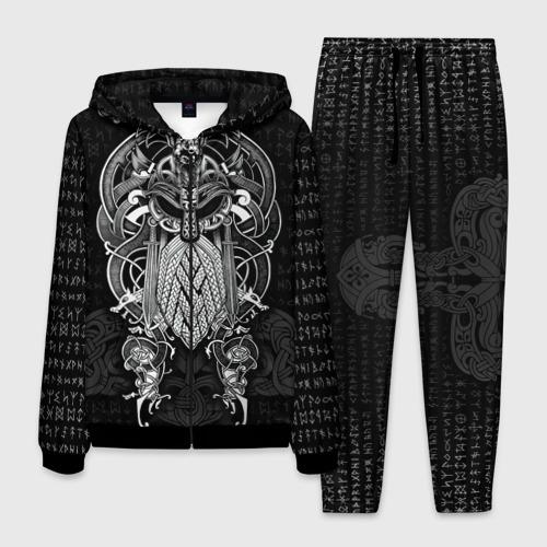 Мужской 3D костюм Viking