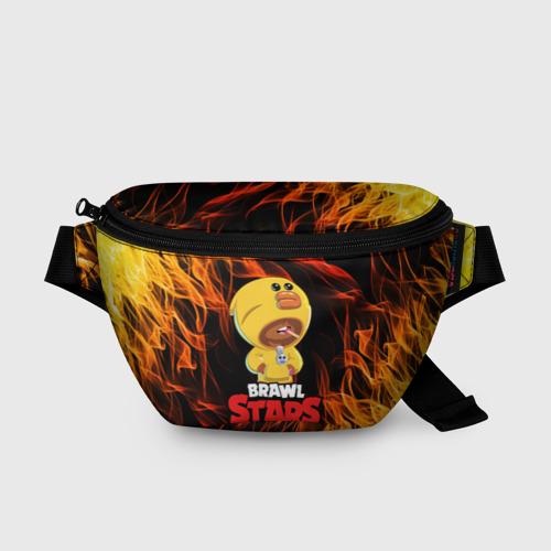 Поясная сумка 3D BRAWL STARS SALLY LEON