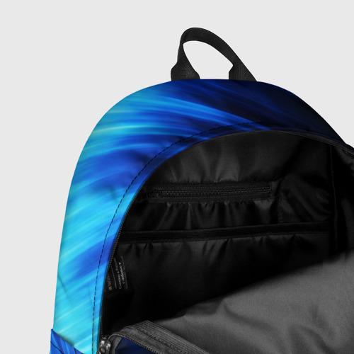 Рюкзак 3D с принтом BRAWL STARS LEON, фото #7