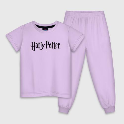 Детская пижама Гарри Поттер