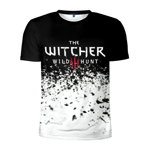 Мужская футболка 3D спортивная THE WITCHER