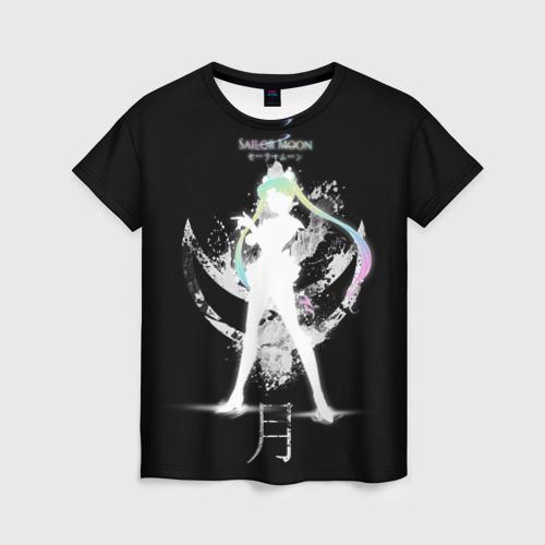 Женская 3D футболка Princess