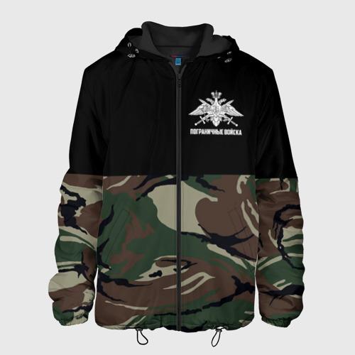 Мужская куртка 3D Пограничные Войска камуфляж