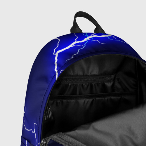 Рюкзак 3D с принтом BRAWL STARS MECHA CROW, фото #7