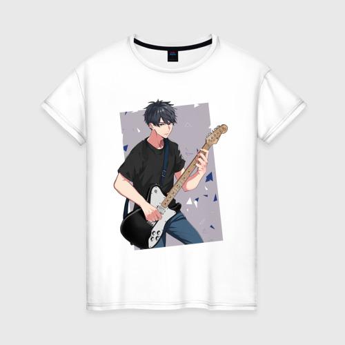 Женская футболка Ritsuka Uenoyama