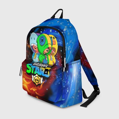 Рюкзак 3D BRAWL STARS LEON SKINS