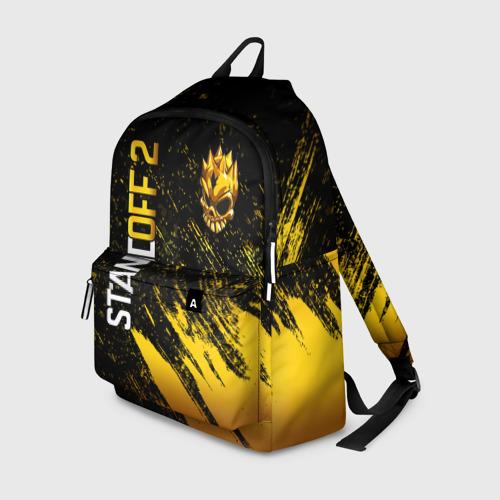 Рюкзак 3D STANDOFF 2 GOLD SKULL