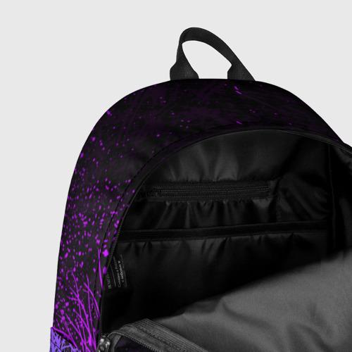 Рюкзак 3D с принтом STRANGER THINGS | ОЧЕНЬ СТРАННЫЕ ДЕЛА, фото #7