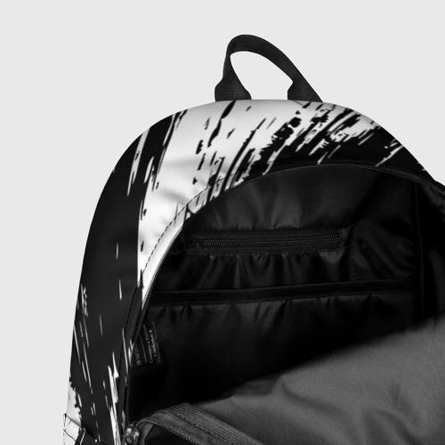 Рюкзак 3D с принтом TOYOTA, фото #7