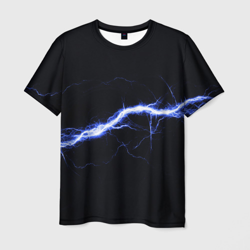 Мужская 3D футболка СТИХИЯ