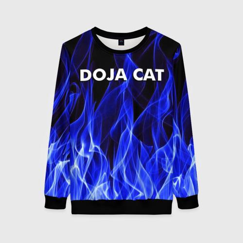 Женский 3D свитшот DOJA CAT