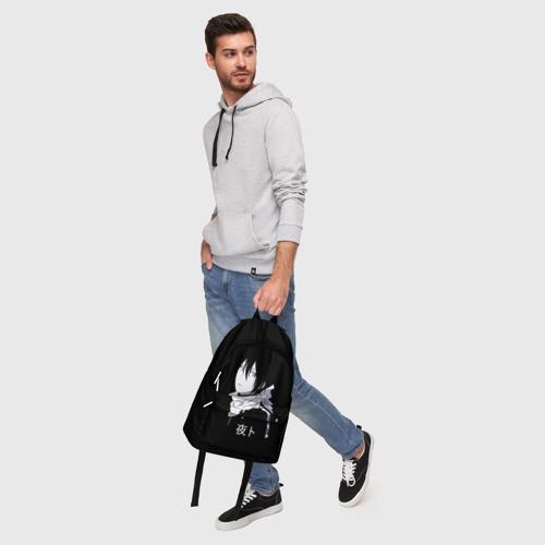 Рюкзак 3D с принтом Ято Noragami, фото #5