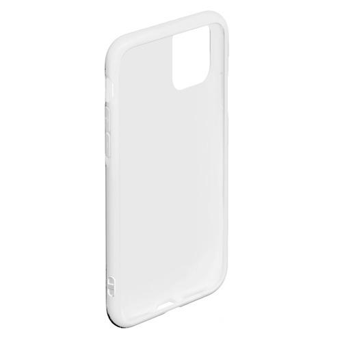 Чехол для iPhone 11 матовый силикон с принтом Zero Two Senpai, фото #4