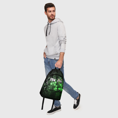 Рюкзак 3D с принтом GTA 5 / ГТА 5, фото #5