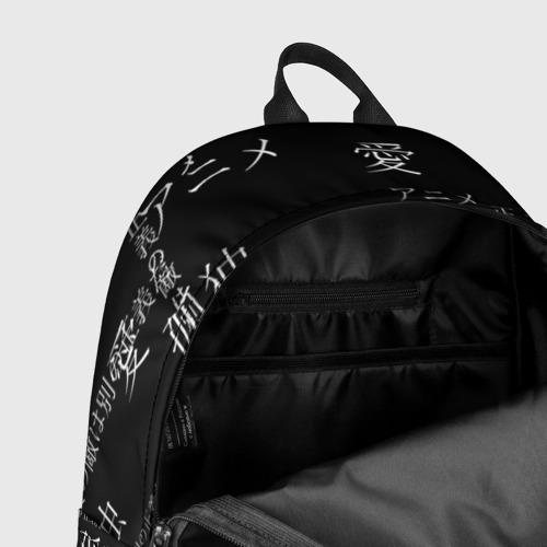 Рюкзак 3D с принтом Итачи, фото #7