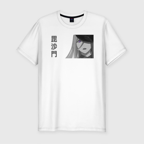 Мужская футболка премиум БИШАМОН Бездомный бог