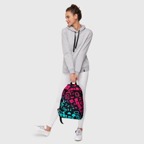 Рюкзак 3D с принтом Roblox, фото #6