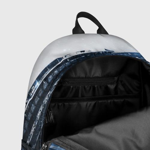 Рюкзак 3D с принтом MANCHESTER CITY, фото #7