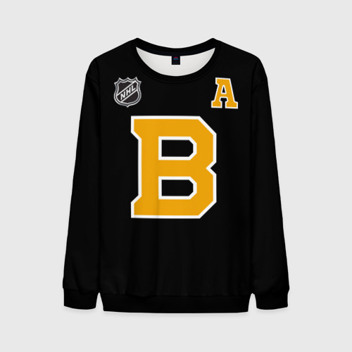 Мужской 3D свитшот Boston Bruins Patrice Bergeron
