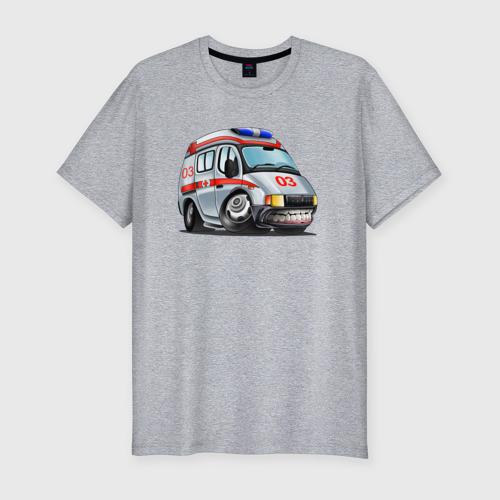 Мужская футболка премиум Скорая помощь