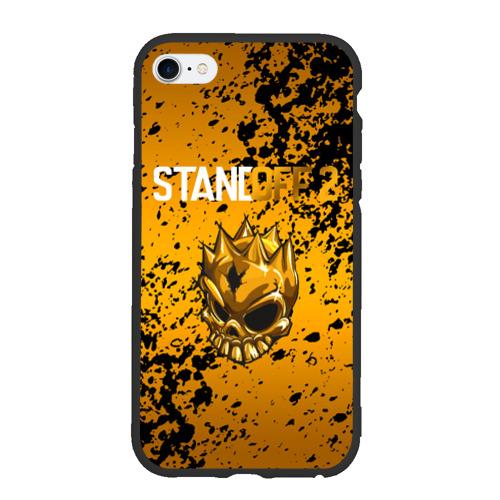 Чехол для iPhone 6/6S матовый Standoff 2