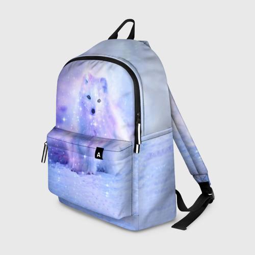 Рюкзак 3D Полярная Лисица